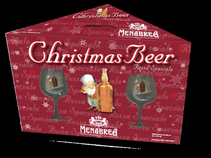 Confezione degustazione di Menabrea Christmas Beer