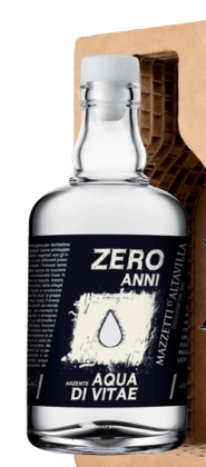 Arzente Zero Anni acquavite di vino Mazzetti d'Altavilla