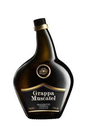 Grappa Muscatel Mazzetti d'Altavilla