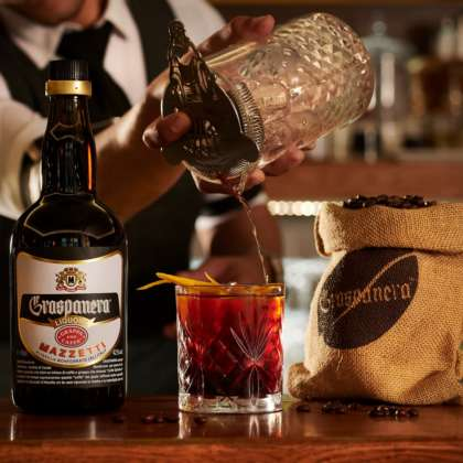 Cocktail El Cafetero di Leandro Cedeno