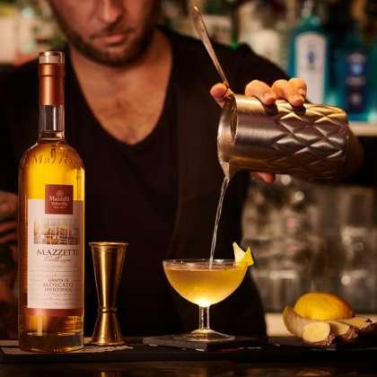 Cocktail Bambun di Marco Riccetti