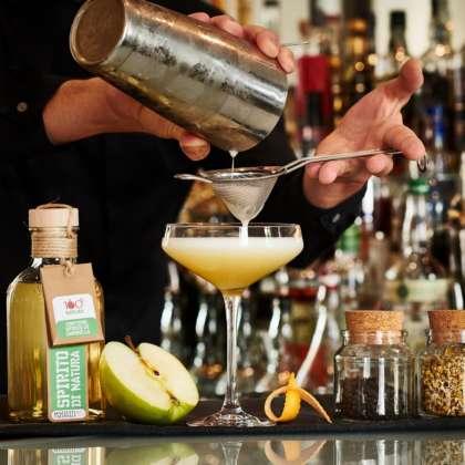 Cocktail Mazzetti di Camomilla di Nicolò Raviglione