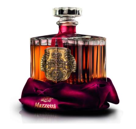 Special Brandy 1984 Mazzetti d'Altavilla