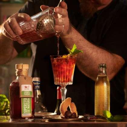 Cocktail Giostra nel Bosco di Stefano Zanetta