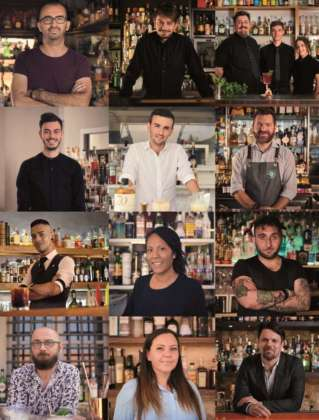 Calendario Bartender Mazzetti d'Altavilla 2018-2019