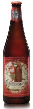 Menabrea Christmas Beer in bottiglia 66 cl