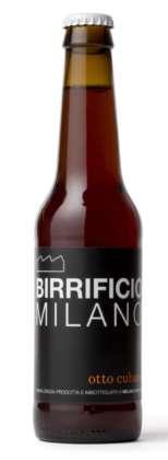 Birra Otto Cubano di Birrificio Milano in bottiglia 33 cl