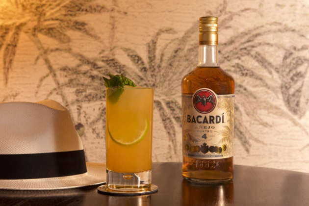 Cocktail El Tropican di Davide Mitacchione