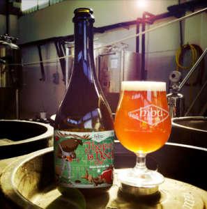 Birra I Hop(e) is Noël del Birrificio Hibu in bottiglia 75 cl