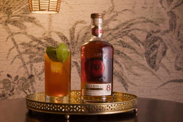 Cocktail Kin-Ocho di Solomiya Grystychyn