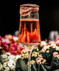 Sip of Diamond Cocktail