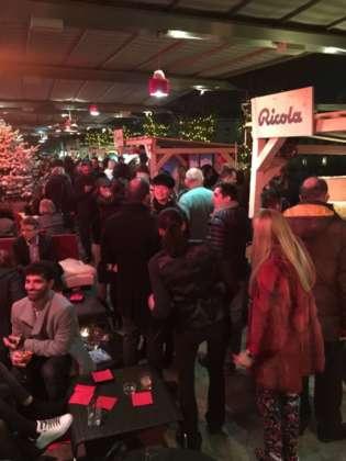 Grande successo di partecipazione alle serate Swiss Apero a La Terrazza di via Palestro a Milano