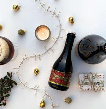 Atmosfera di Natale con birra Krampus del Birrificio del Ducato