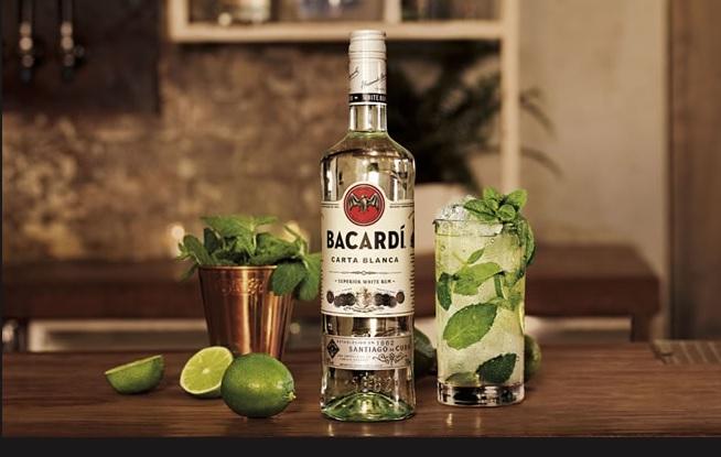Cocktail Mojito Bacardì