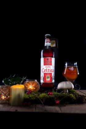 Birra Morena Celtica Scotch Ale in bottiglia 75 cl