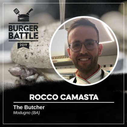 Rocco Camasta, The Butcher, Modugno-Ba