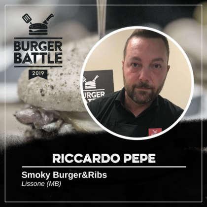 Riccardo Pepe, Smoky Burger&Ribs, Lissone-Mb