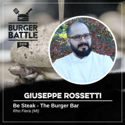 Giuseppe Rossetti, Be Steak - The Burger Bar, Rho Fiera-Mi