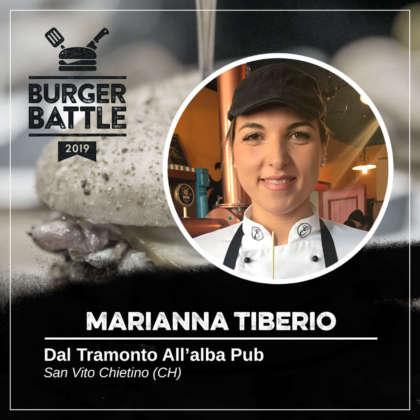 Marianna Tiberio, Dal Tramonto all'Alba Pub, San Vito Chietino-Ch