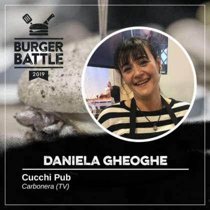 Daniela Gheoghe, Cucchi Pub, Carbonera-Tv