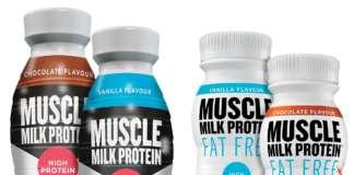 Muscle Milk drink proteico