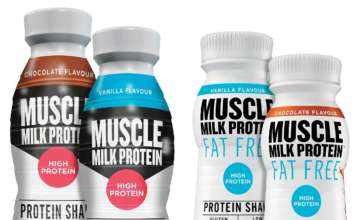 Muscle Milk drink proteico