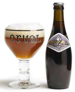 Birra Orval Trappist Ale