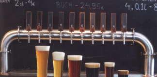 Alcuni bicchieri per birra (foto courtesy Zwisiel Kristalglas)