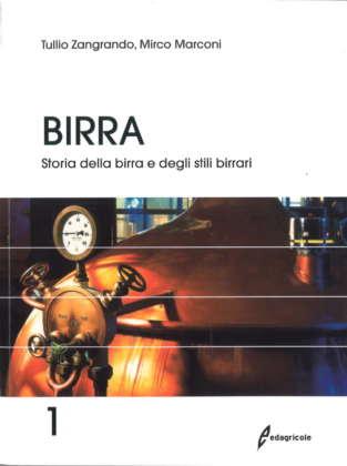 Copertina volume 1 - Birra