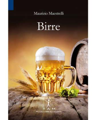 """Copertina del libro """"Birre"""" (Tam) di Maurizio Maestrelli"""