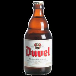 Birra Duvel Belgian Golden Ale