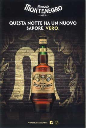 Locandina Cocktail by Amaro Montenegro lato A