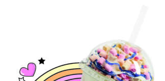 Frapshake Natfood Unicorn Proteico