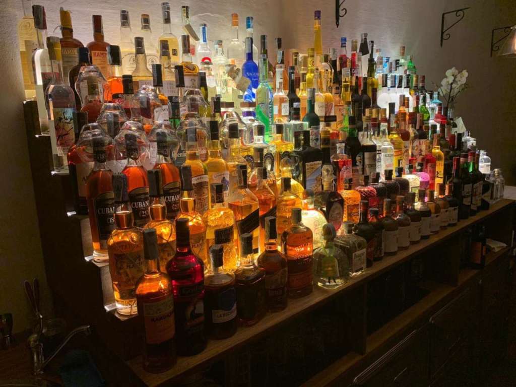 Sartoria 33 bottigliera