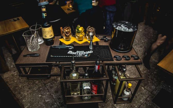 Tappa di Firenze del Montenegro Cocktail Night