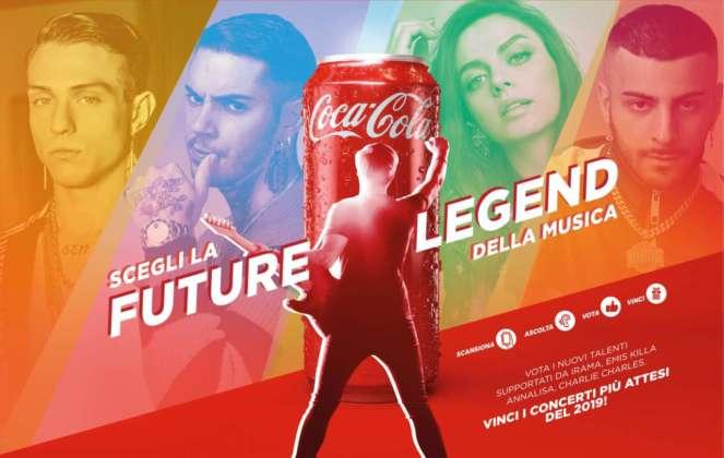 Locandina di Future Legend by Coca-Cola
