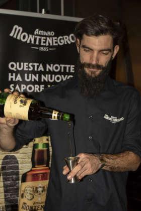 Tappa di Roma del Montenegro Cocktail Night