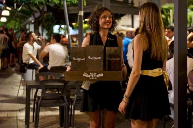 Tappa di Terracina (Latina) del Montenegro Cocktail Night.