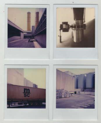 Ambienti sospesi nel tempo con la Polaroid di Thiago Andres Gnessi.