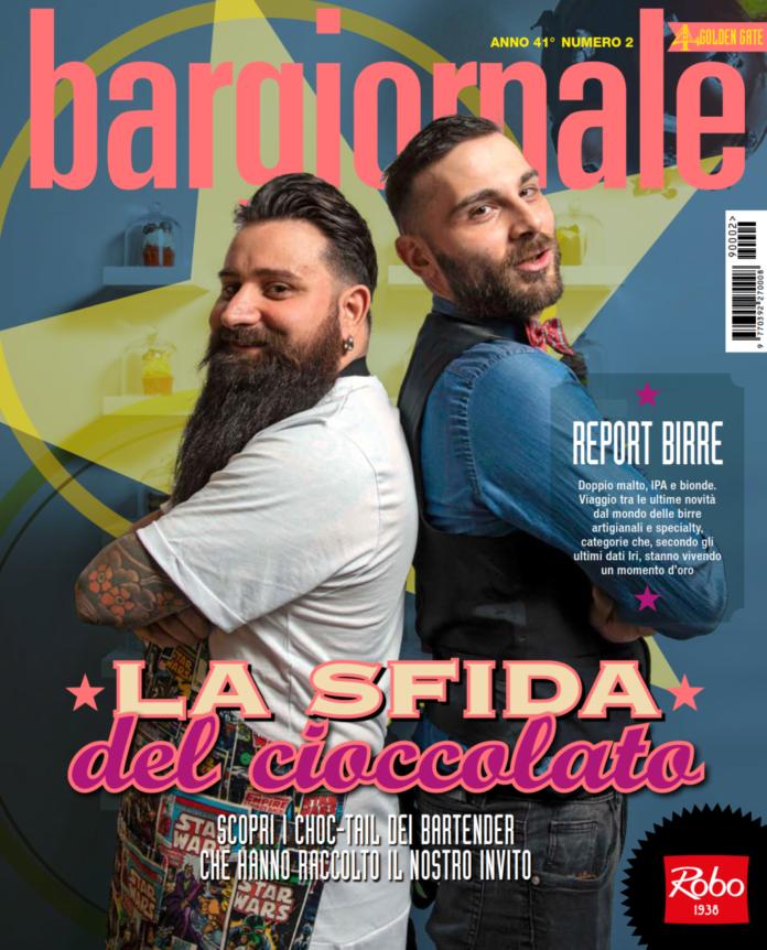 Bargiornale Febbraio 2019 Salvatore Scamardella e Lucian Bucur