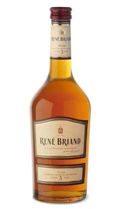 Franciacorta Brandy René Briand 3 anni