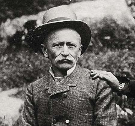 Il fondatore Louis Moritz Trautmann