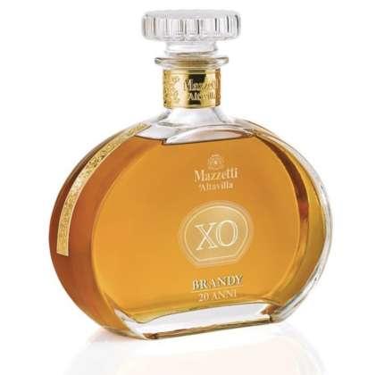 Mazzetti d'Altavilla XO Brandy 20 anni
