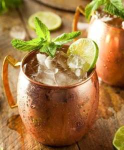 Moscow Mule Three Sixty