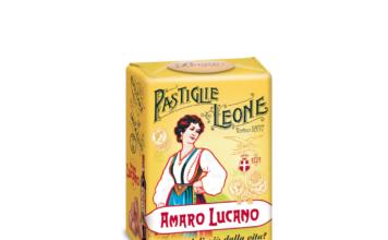 Pastiglie Leone Amaro Lucano