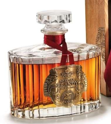 Mazzetti d'Altavilla Special Brandy 27 anni