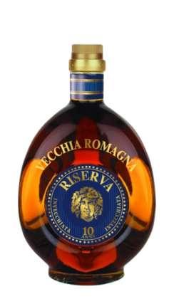 Brandy Vecchia Romagna Riserva 10 anni
