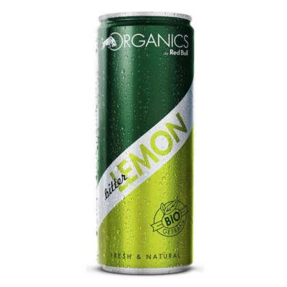 Organics Bitter Lemon by Red Bull