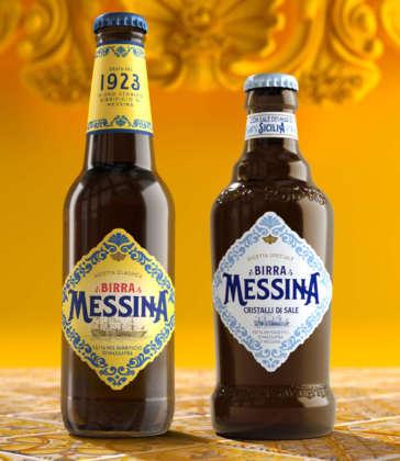 Birra Messina 1923 e Birra Messina Cristalli di Sale