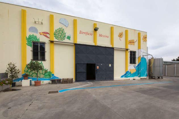 Il nuovo stabilimento di Birrificio Messina nell'Area di Sviluppo di Larderia, Messina
